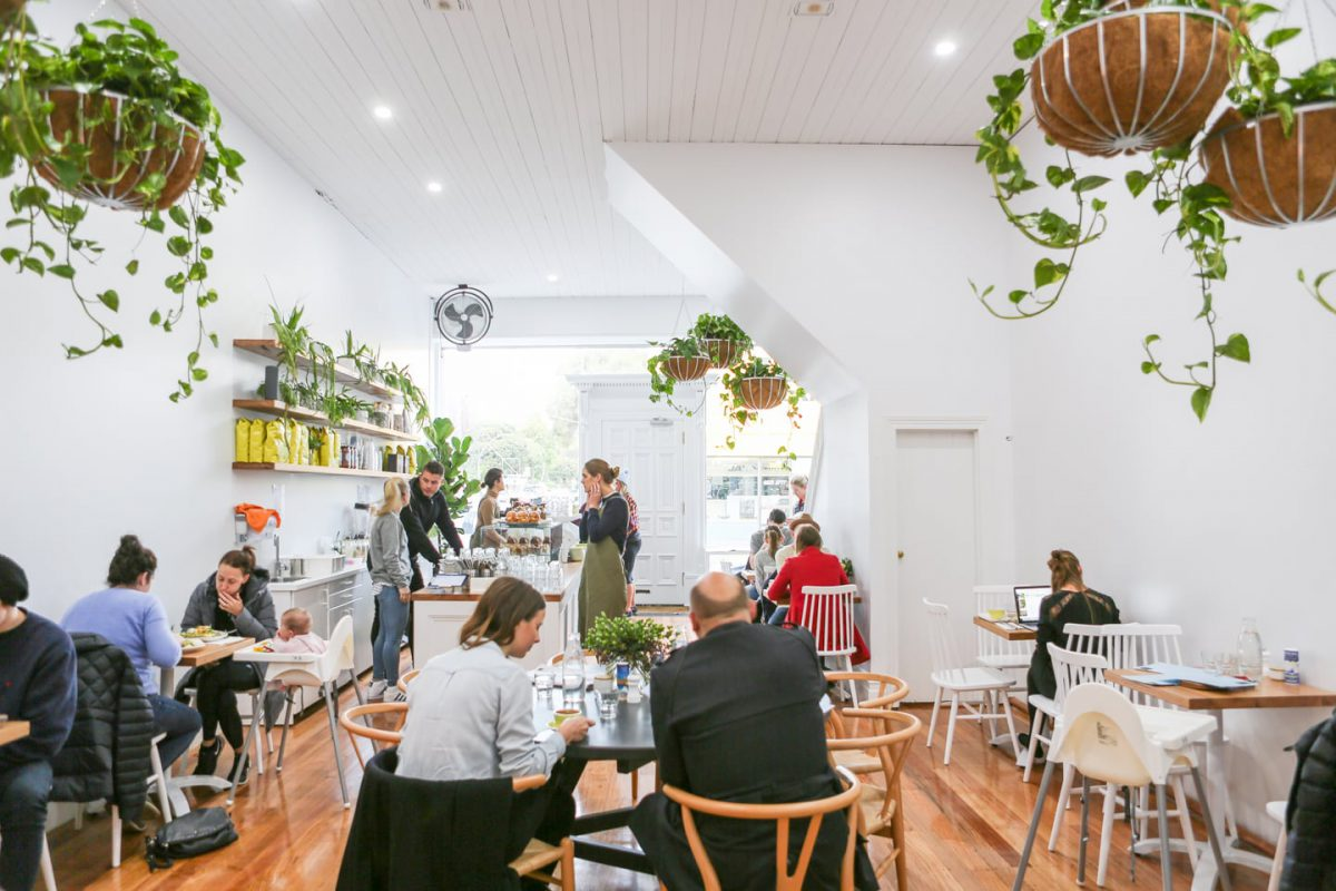 Fourth Chapter - 385 High Street, Prahran, Melbourne based cafe